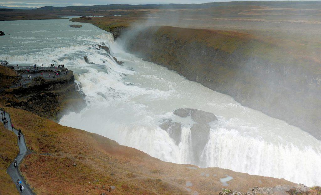 Guillfoss, The Golden Circle, Iceland