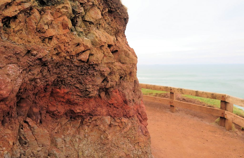 Laterite rock northern ireland