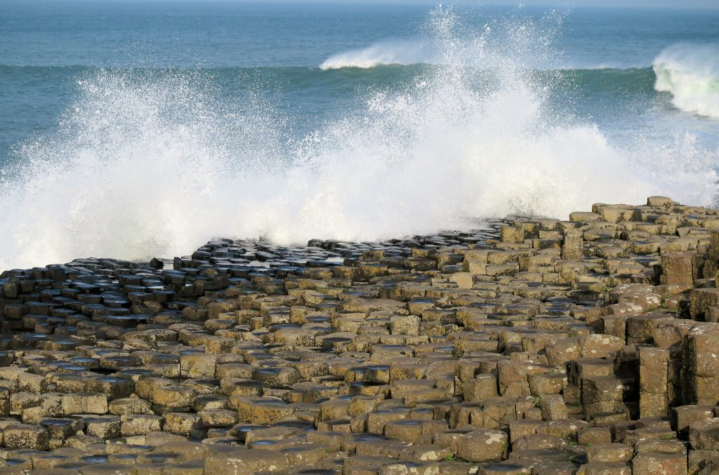 The Giants Causeway Northern Ireland