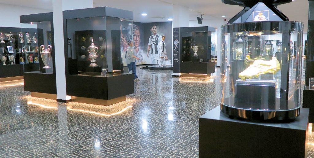 Ronaldo Museum Funchal