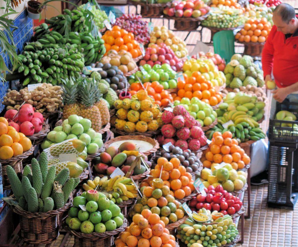 Funchal Farmers market