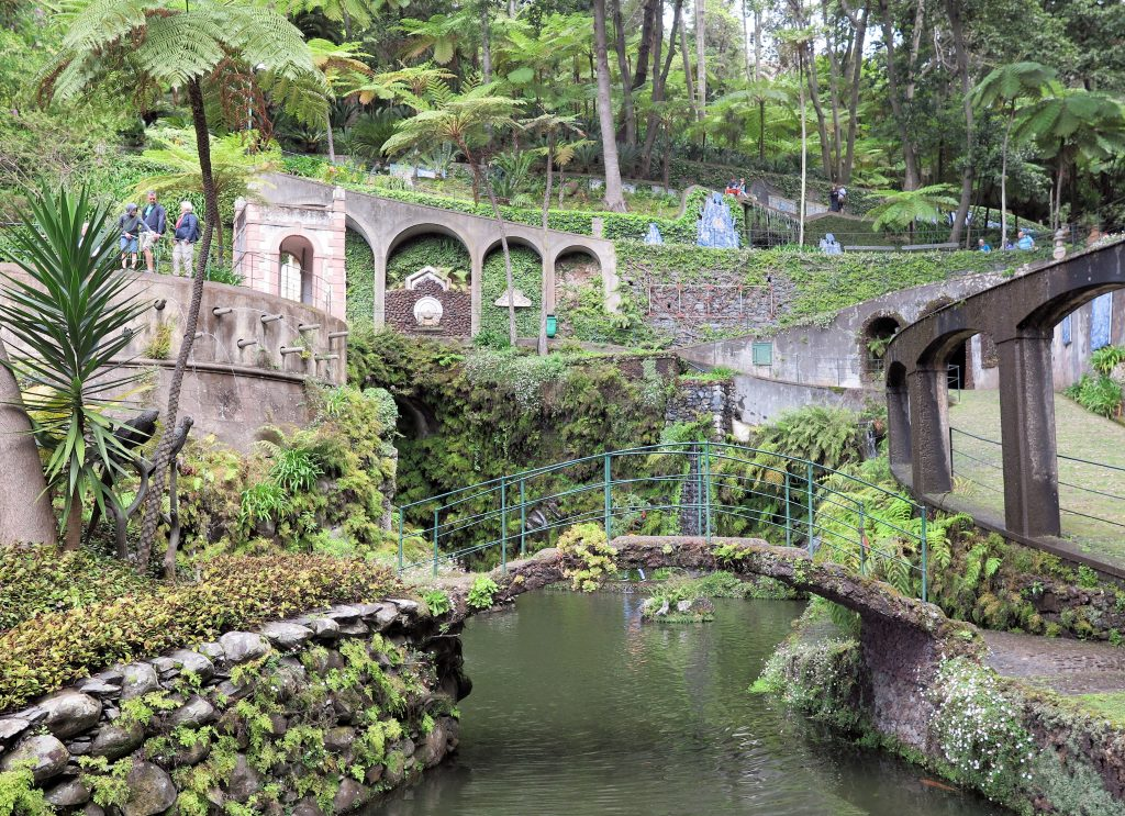 Monte Gardens Madeira