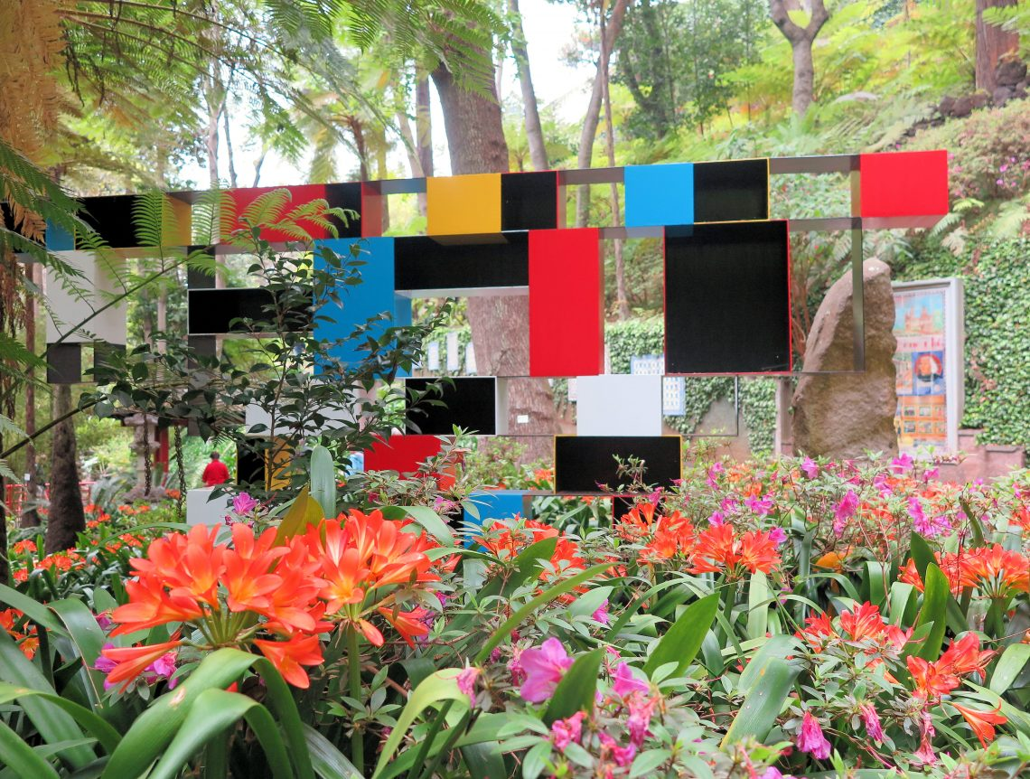 Monte Tropical Gardens Funchal