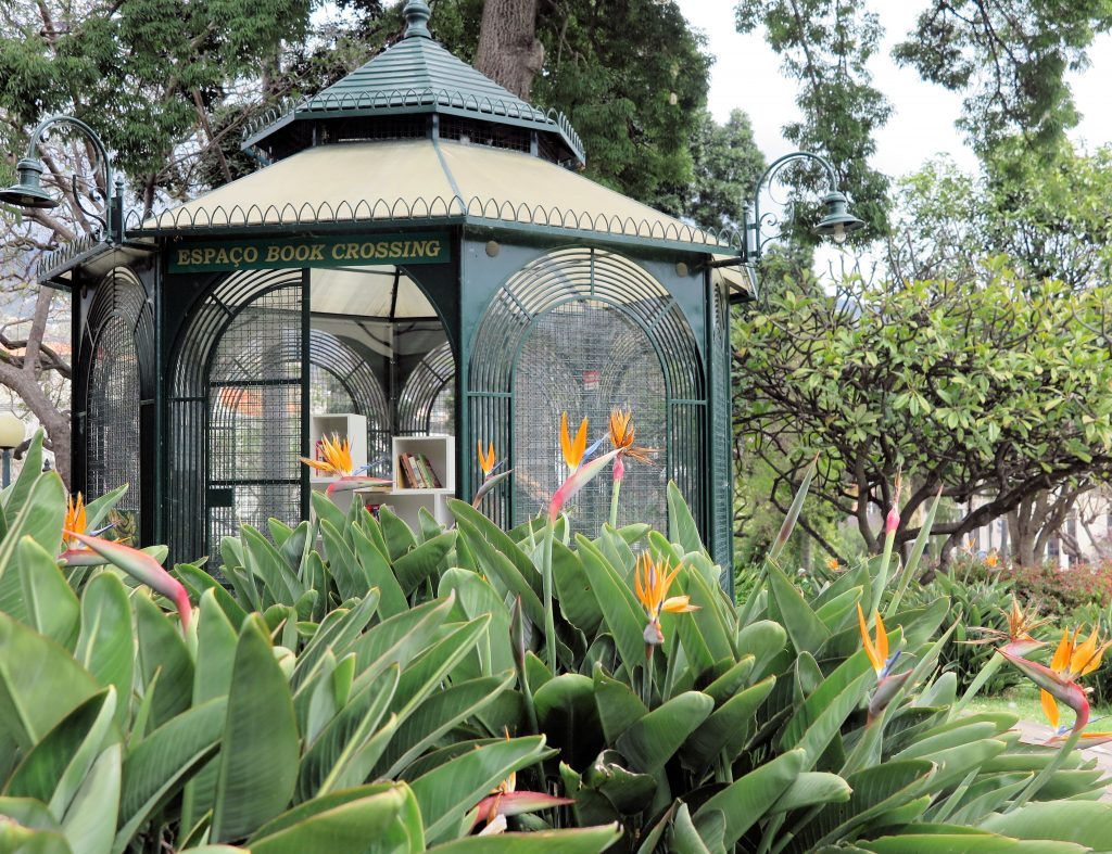 Funchal parks Madeira