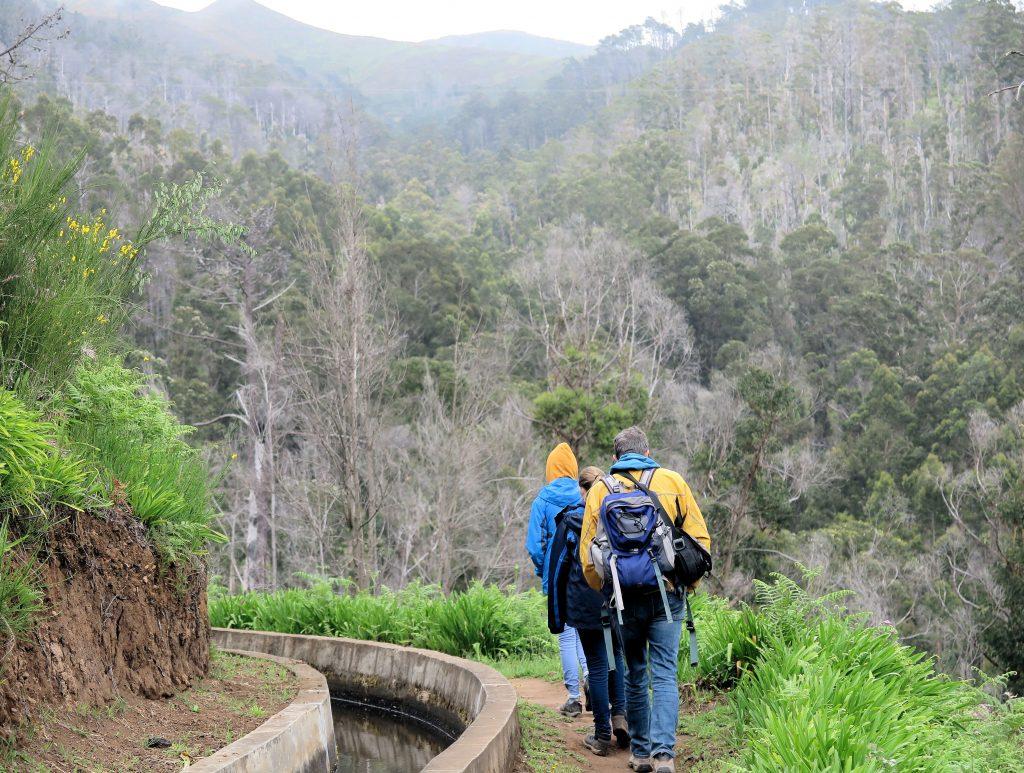levada Prazeres to Calheta Madeira