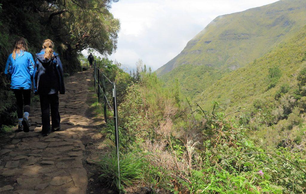 family friendly hikes Madeira