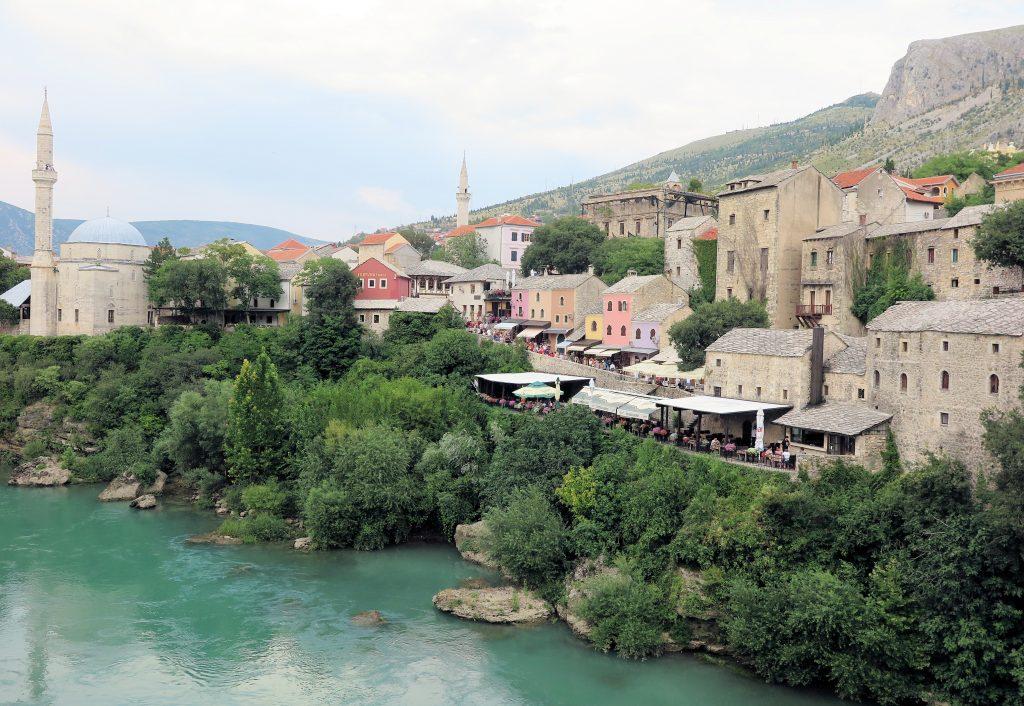 Old Town Bazaar Mostar