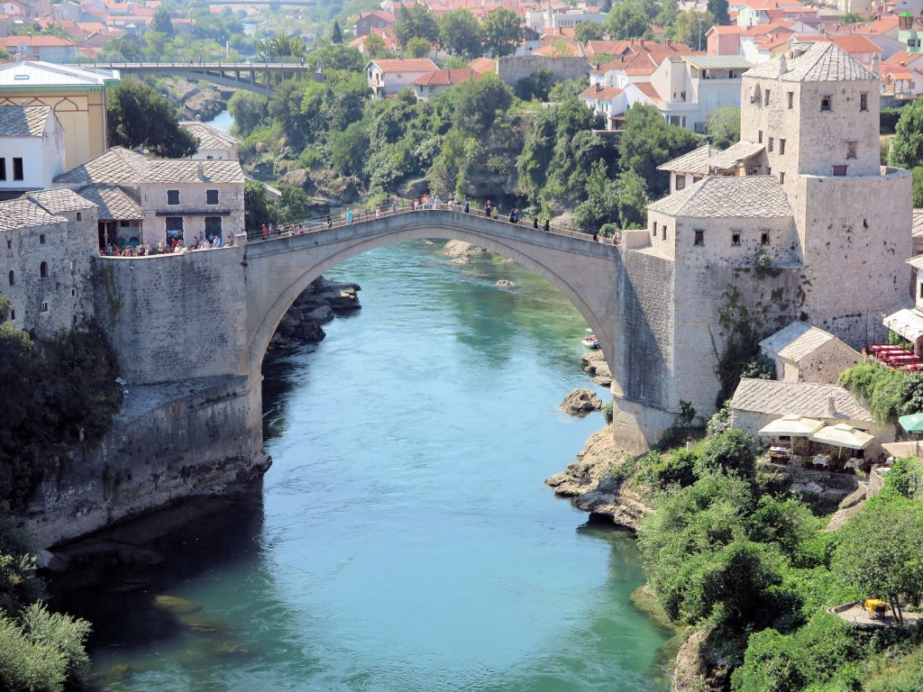 things to in Mostar