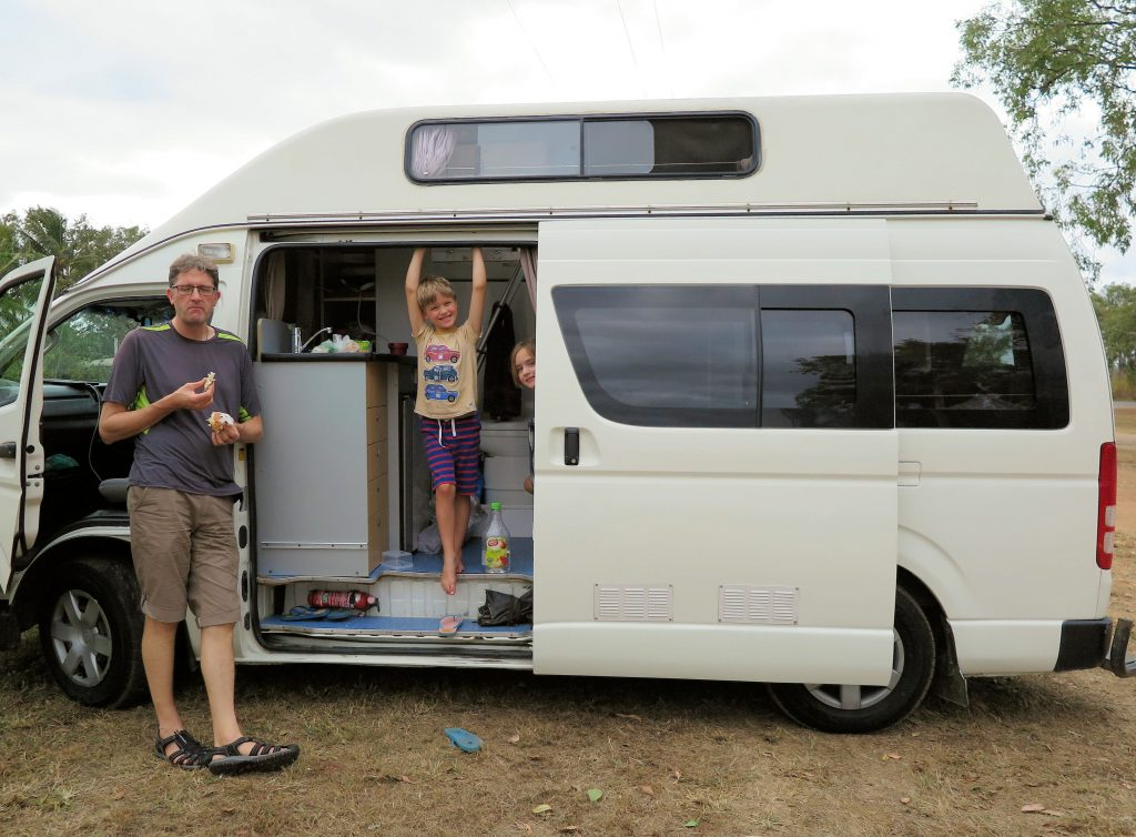 campervan travel Australia