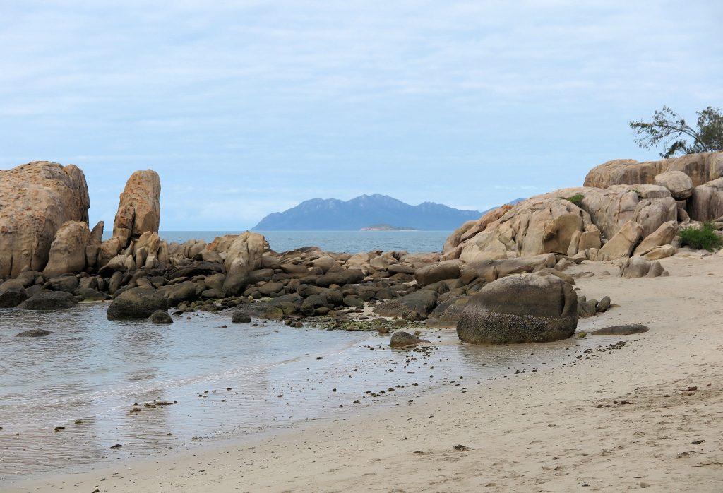 beach in Bowen, queensland