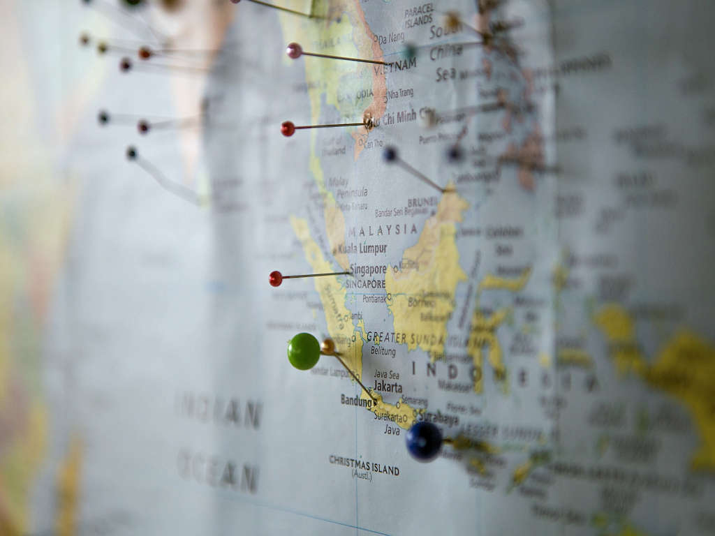 gifts for map lovers